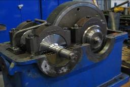 Case Study – High-Speed Gearbox Overhaul
