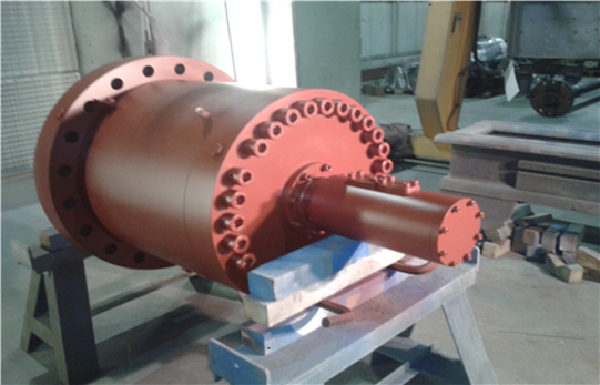 Case Study – Manufacture Cylinders: