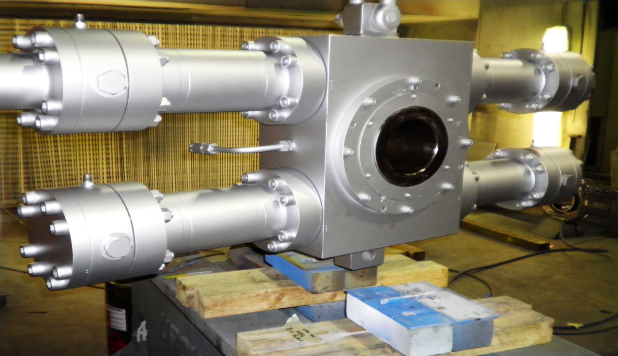 Case Study – Twin Rack Rotary Actuator Cylinder