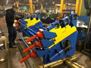 Case Study – Coating Header Unit