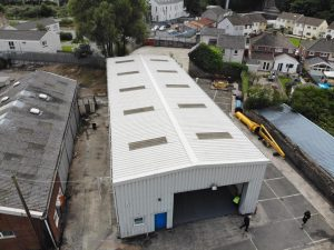 Manufacturing Facility Briton Ferry Wales